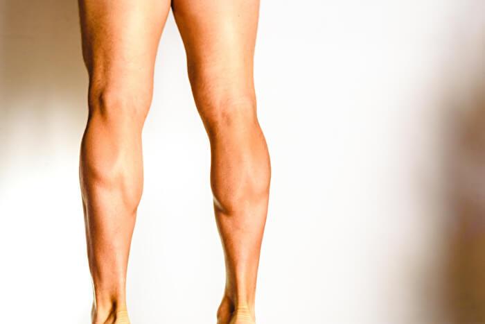 カーフレイズで鍛えることができる筋肉