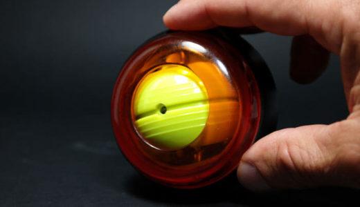 パワーボールのおすすめ人気ランキング!握力アップのための使い方と効果を紹介