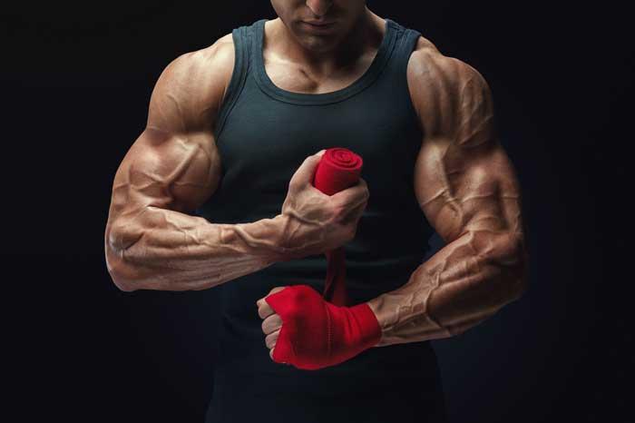 腕を効率よく太くする3つのコツ