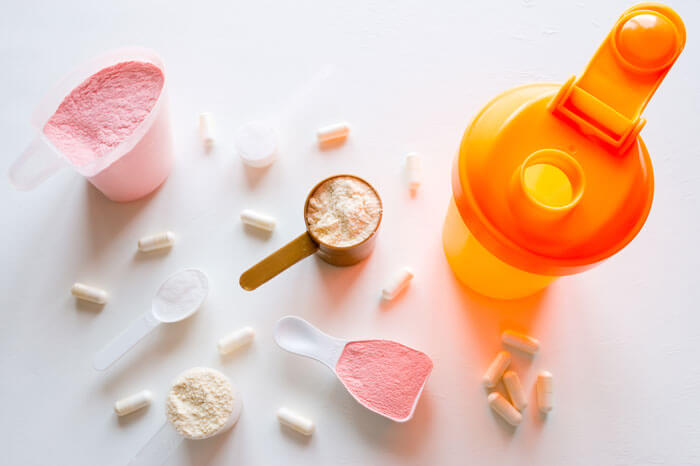 有酸素運動の効果を高める飲み物&サプリ