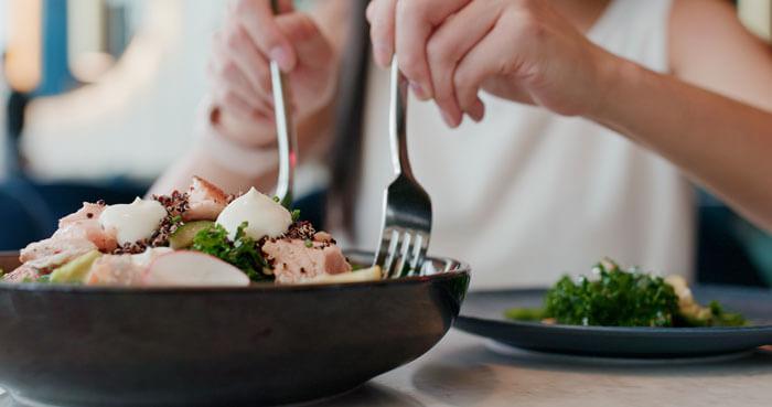 step3.栄養バランスを考えた良質な食事を摂る