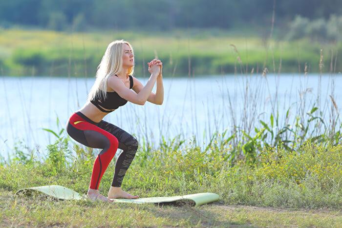 1.基礎代謝が上がり脂肪を落とすことができる
