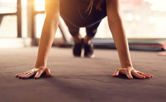 自重トレーニングの効果をあげる5つのポイント