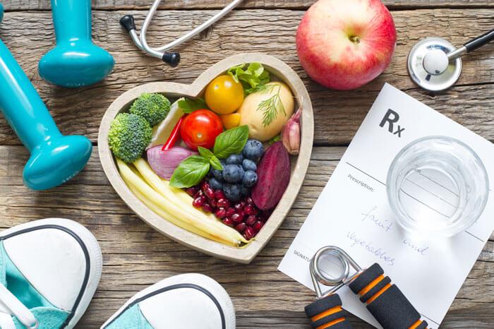 ビタミンB群を含んだ食材を多く摂る