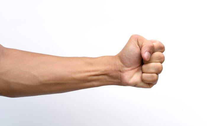 2.前腕を太くするなら70%で12回