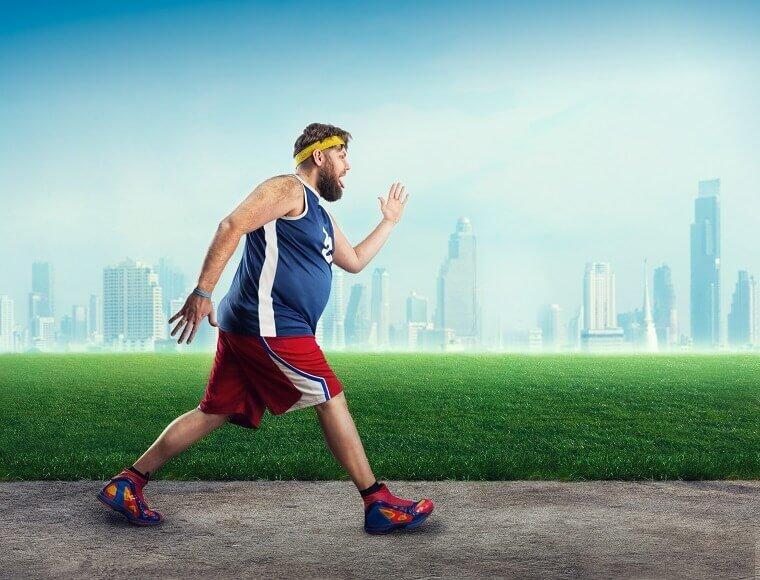 走っているのに皮下脂肪が落ちない理由