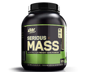 Optimum Nutrition「ON Serious Mass」