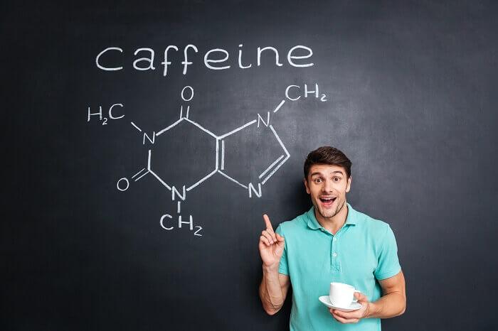 筋トレに効果的なコーヒーの成分