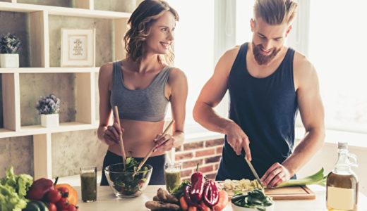 筋トレでダイエットを成功させる食事方法!健康的に痩せる食事メニューを徹底解説