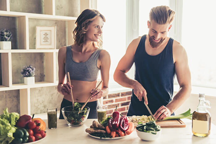 短時間×栄養バランスを叶える食事法「ミールプレップ」