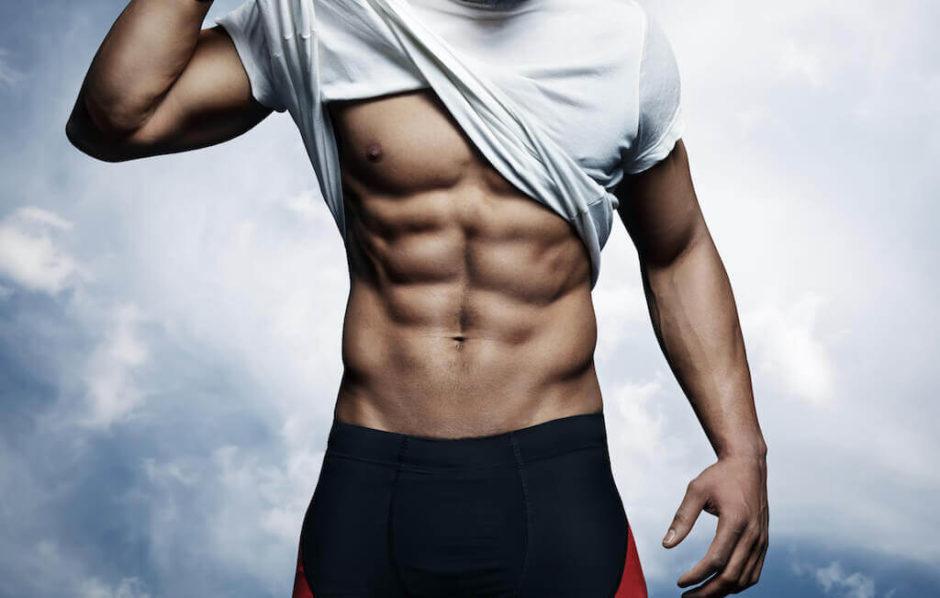 超高負荷の腹筋トレーニング10選!自宅&ジムでシックスパックを作る腹筋の割り方