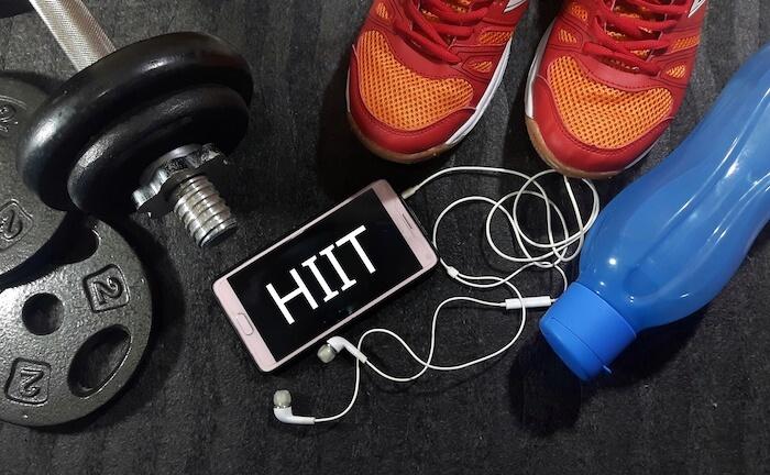 HIITトレーニングは本当にたった4分で脂肪が燃える!HIITのやり方(メニュー)や効果を動画付きで紹介