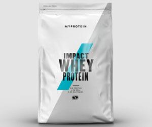 Myprotein「Impact ホエイプロテイン」