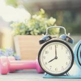 筋トレに最適な時間帯&頻度とは?多忙な人でも確実に結果を出せる効率的な方法
