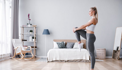 自宅でできる運動不足解消エクササイズ20選!簡単な運動で体を動かそう