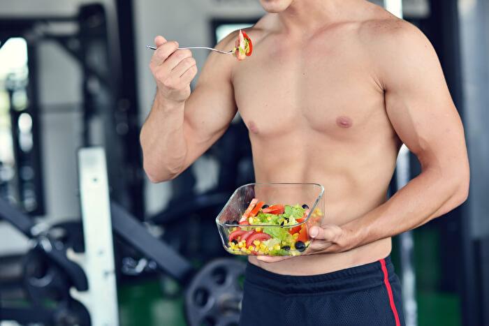 内臓脂肪を落とす食事のポイント