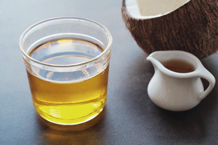 3.食用油をMCTオイルに変える