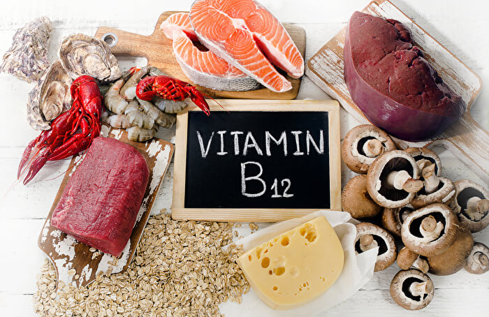 2.ビタミンB群を多く摂る