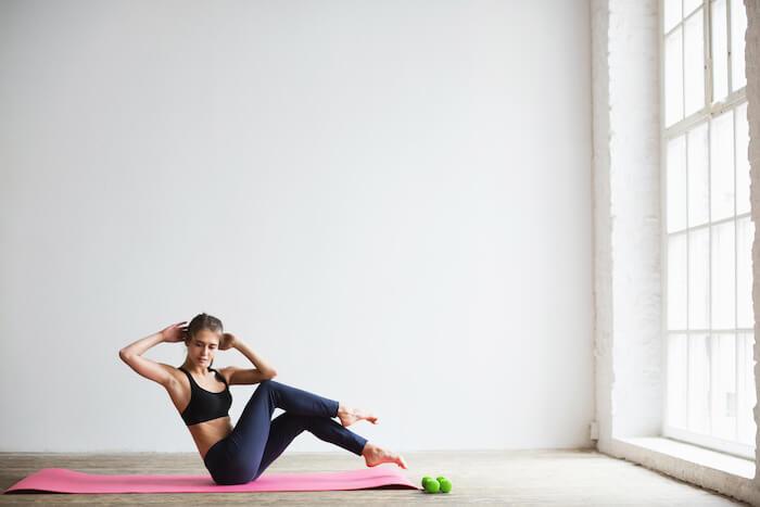 室内の有酸素運動が続けやすい3つの理由