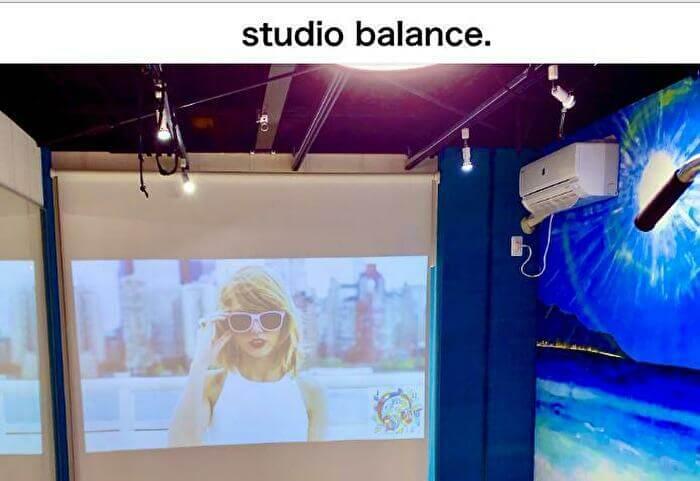 studio balance.