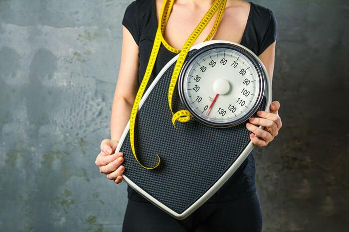 健康的に体重を減らす5つの方法