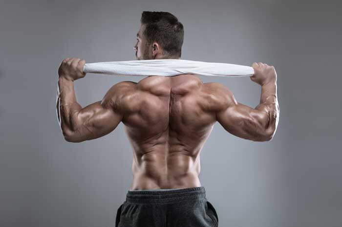 広背筋を鍛える3つのメリット