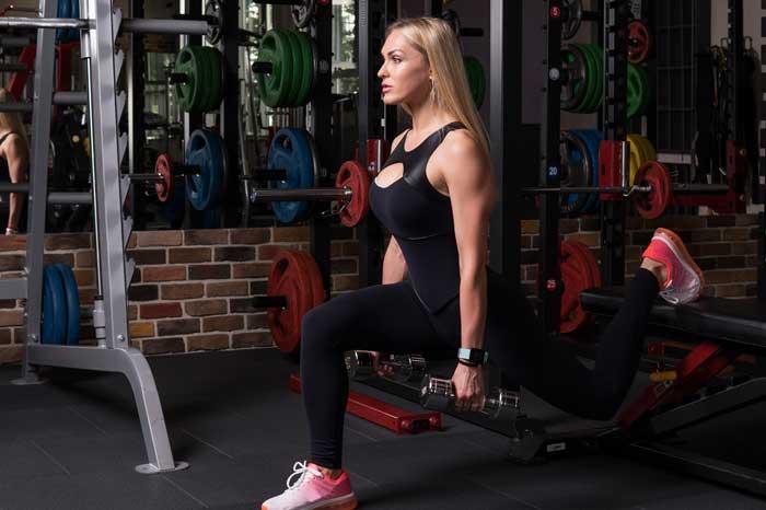 ブルガリアンスクワットで鍛えられる筋肉