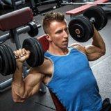 三角筋を大きくする筋トレメニュー10選。自重&ダンベルでメロン肩を作る鍛え方をトレーナーが解説