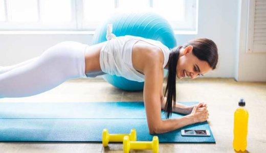 女性におすすめの自宅トレーニングメニュー!効果的に痩せる筋トレのやり方とは