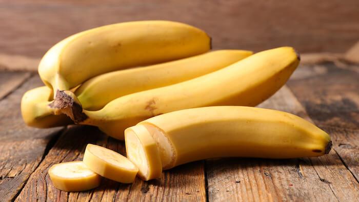 バナナのカロリーや栄養素はどれくらい?