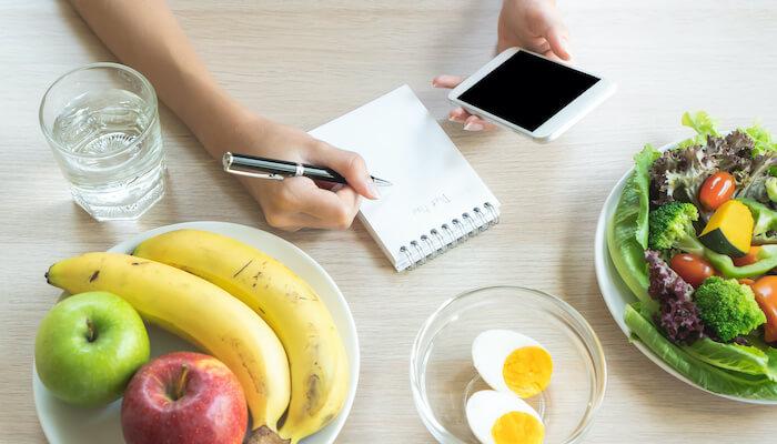 バナナは意外と低カロリー!