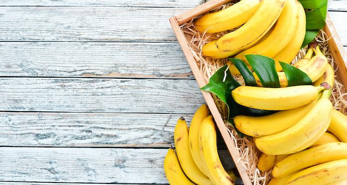 意外と知らないバナナを食べる3つのメリット