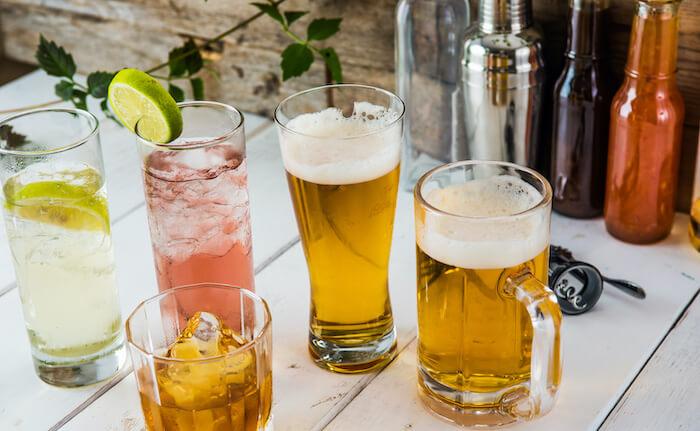 アルコールを摂取するメリットはないの?