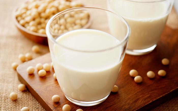 ダイエットにおすすめの飲み物3:豆乳