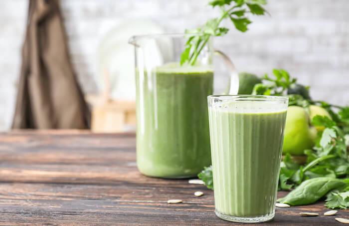 ダイエットにおすすめの飲み物7:スムージー