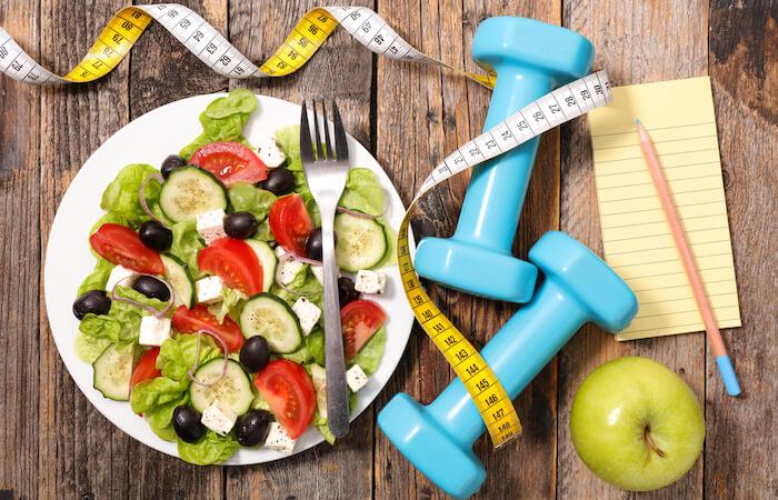 低脂質で太りにくい