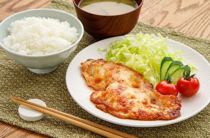 ダイエットにおすすめの昼食3選