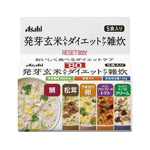 リセットボディ 発芽玄米入りダイエットケア雑炊