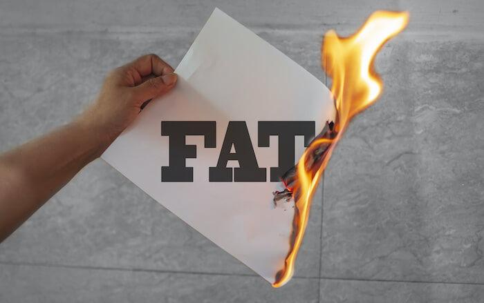 脂肪が燃えやすくなる