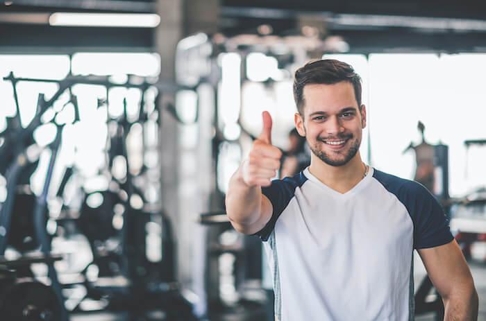 筋肉痛にならなくても筋トレ効果はある!