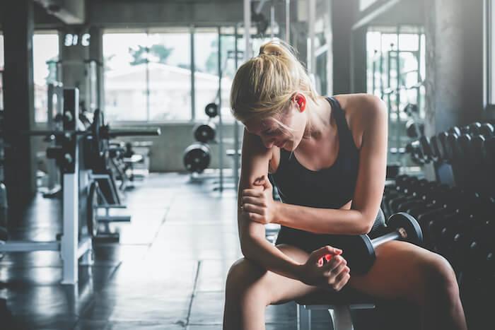トレーニングにおける筋肉痛との上手な付き合い方