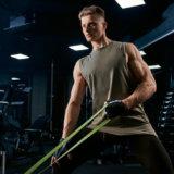 広背筋を鍛えるチューブトレーニング6選