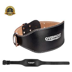Overmont トレーニングベルト