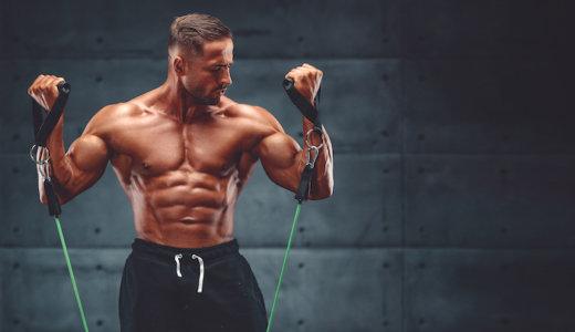 広背筋を鍛えるチューブトレーニング6選!自宅でできるチューブトレで背中を鍛えよう