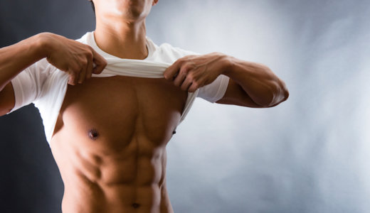 腹筋をキレイに割る筋トレメニュー15選!部位別に効率よく鍛える方法も解説
