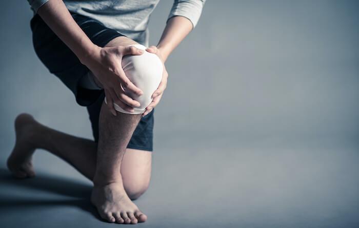 怪我を予防する