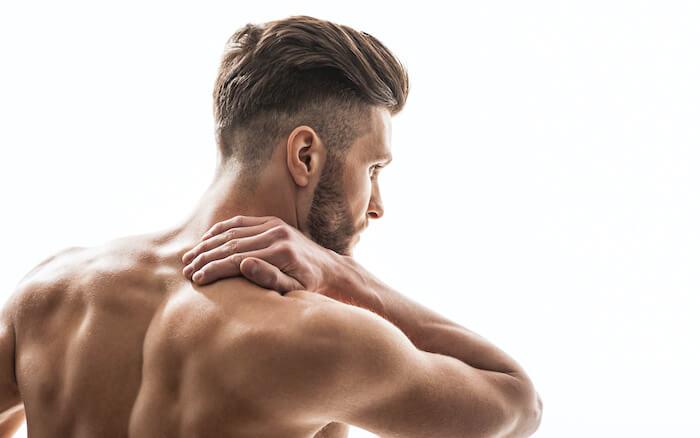 首の筋トレの効果