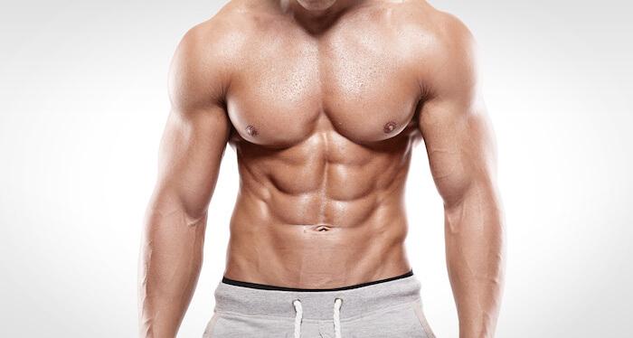 バキバキに割れた腹直筋を作る筋トレメニュー15選!シックスパックを作る効果的な鍛え方を解説