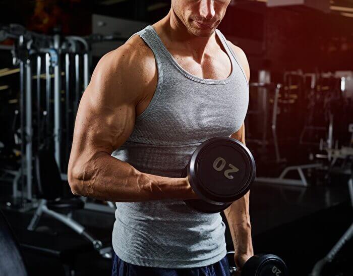 コンセントレーションカールとセットで行う、腕を鍛える最強の筋トレ3選