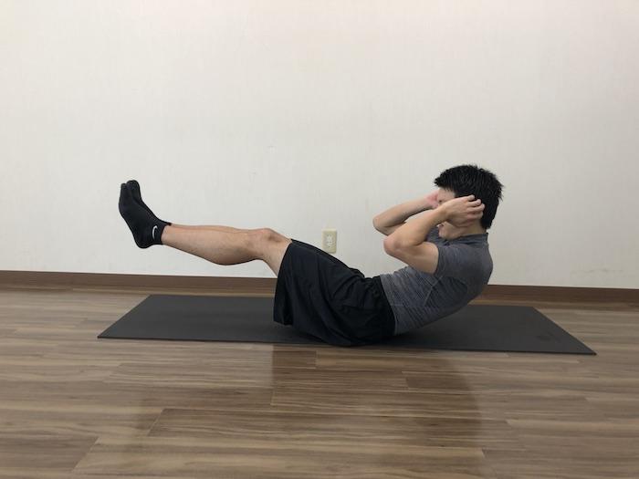 正しい腹筋の鍛え方